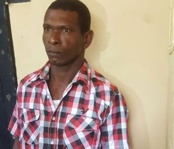 Labourer remanded for drug trafficking