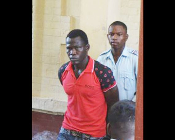 18 months jail for miner charged with robbery