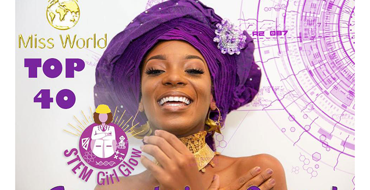 Guyana advances to Top 40 in Miss World!