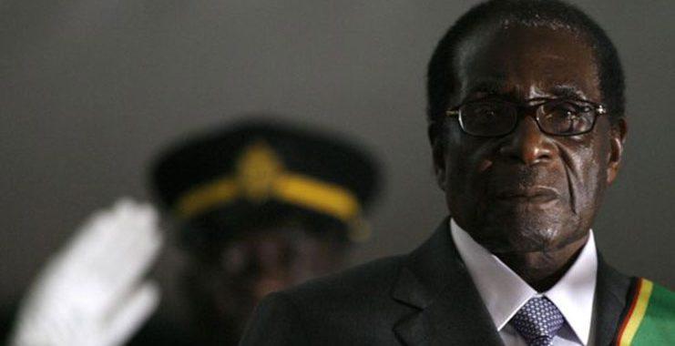 Zimbabwe's President Mugabe resigns