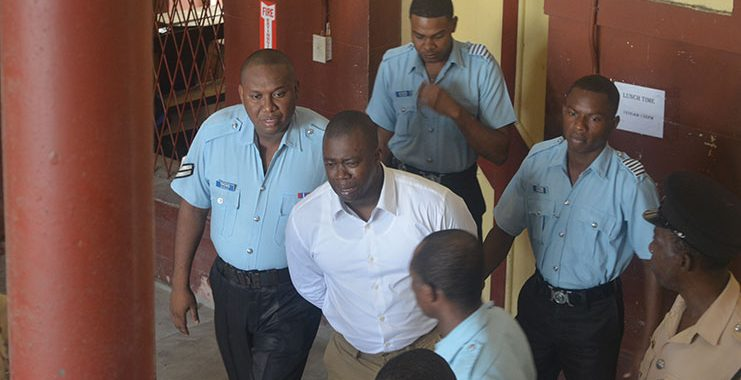 PI for ex-GDF captain set for June 27