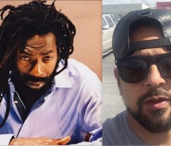 Sean Paul visits Buju in jail