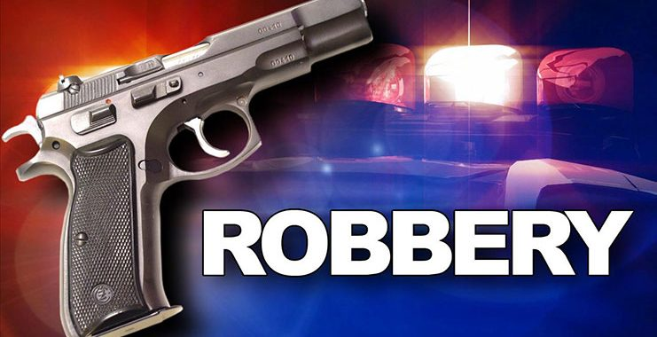Masked bandits rob city businessman
