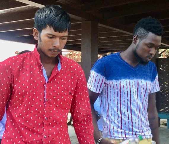Sea bandits charged for murder of Corentyne fishermen