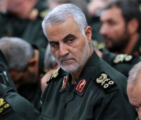 US kills top Iranian general in Baghdad air strike