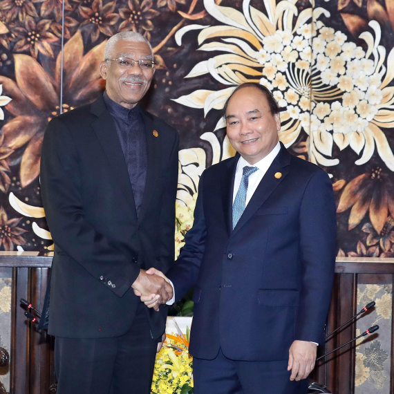 Guyana and Vietnam to strengthen trade