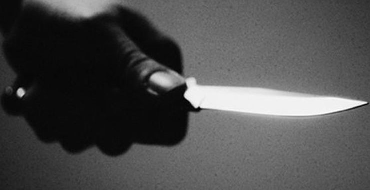 Knife-wielding bandit robs minibus driver